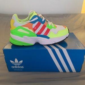 Multicolor Rainbow Adidas